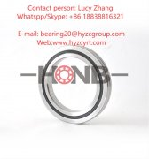 RB4010 Precision cross cylindrical roller bearings